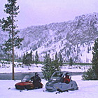 Yellowstone Adventures - Yellowstone Sled Tours