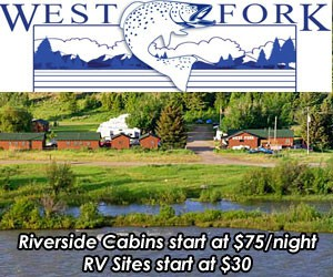 West Fork Cabins, RV Park & Campground