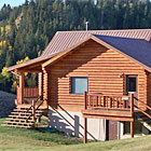 Wilderness Edge Cabins - Log Lodges & Cabins