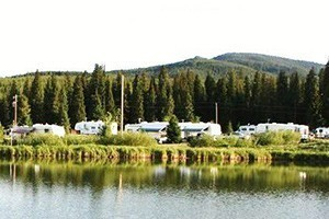 Yellowstone KOA Mountainside RV Park & Camp
