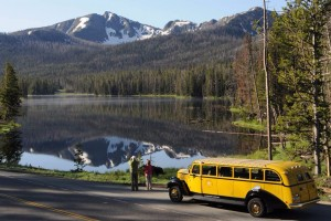Yellowstone National Park Lodges - lodging package