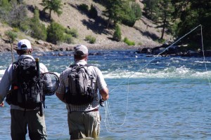 Lost Fork Outfitters - fly fishing at its best : Courteous, professional fly fishing guides. Float and wade fishing trips in Yellowstone Park & Madison River. All ages welcome. Beginner to expert. All equipment provided.