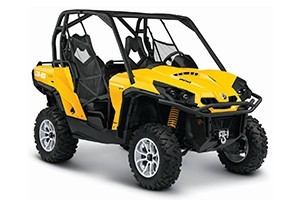 Yellowstone Adventures - CanAm ATVs to rent : Featuring CanAm Outlander Max and Commander XT Side-by-Side. Rent them for 1/2 or full day with lots of trail options to pick from. In the forest, around lakes and more.