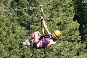 Zip & Dip Combo Adventure, only $89 : Nothing is more fun for kids and adults than to combine a ZIPLINE tour with whitewater rafting. Montana Whitewater offers these in both Gardiner and Big Sky.