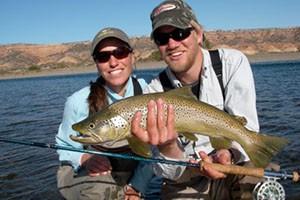 Yellowstone Fishing Guides - fun fishing trips
