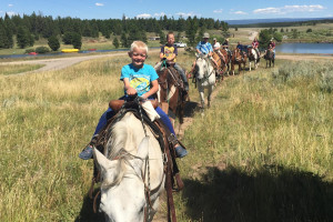 Yellowstone Horse Rides at Eagle Ridge Ranch