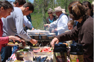 Summer Packages with Dinner & Trail Rides