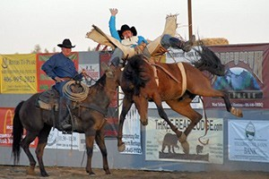Wild West Yellowstone Rodeo