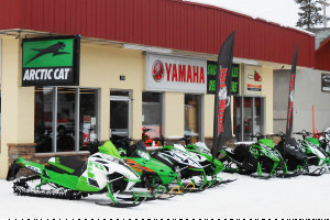 Yellowstone Arctic Yamaha - snowmobile rentals