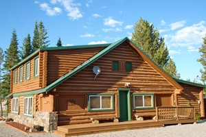 Cabins West - perfect for families & groups