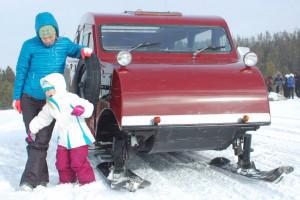 Yellowstone Alpen Guides - kids park tours