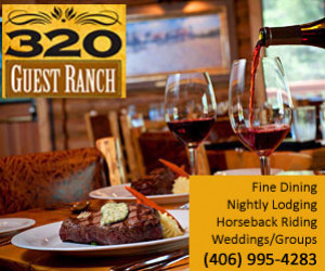 320 Guest Ranch near Yellowstone Park