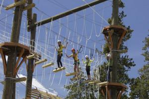 ZipLine Adventure Park - fun family adventures