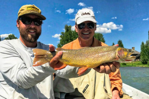 Teton Valley Lodge - fish the Henry's Fork