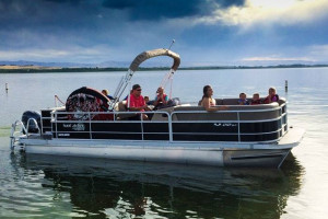 Kirkwood Guided Scenic Pontoon Boat Tours