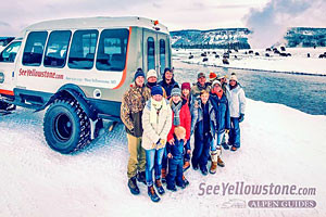 SeeYellowstone | Amazing Winter Tours