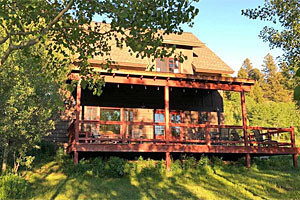Vacation Rentals Montana - cabins & homes in West