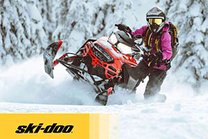 Yellowstone Adventures rental snowmobiles