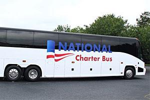 National Charter Bus - Salt Lake City