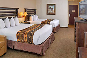 Yellowstone Clubhouse Inn | Upscale Rooms