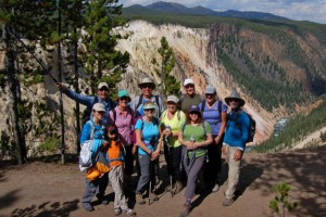 Yellowstone Hiking Guides | guided hiking tours