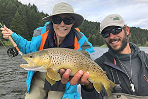Great Fishing for Novices or Experts