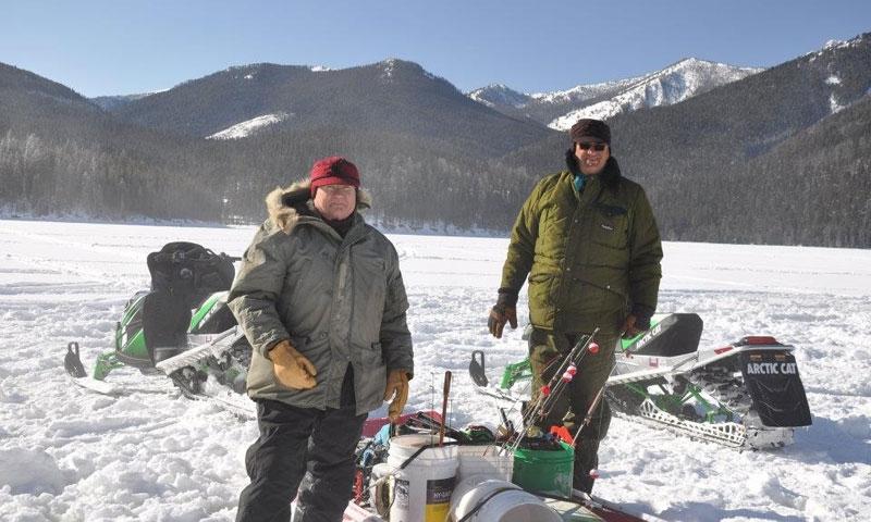 Naifc ice fishing tournament alltrips for Ice fishing tournament
