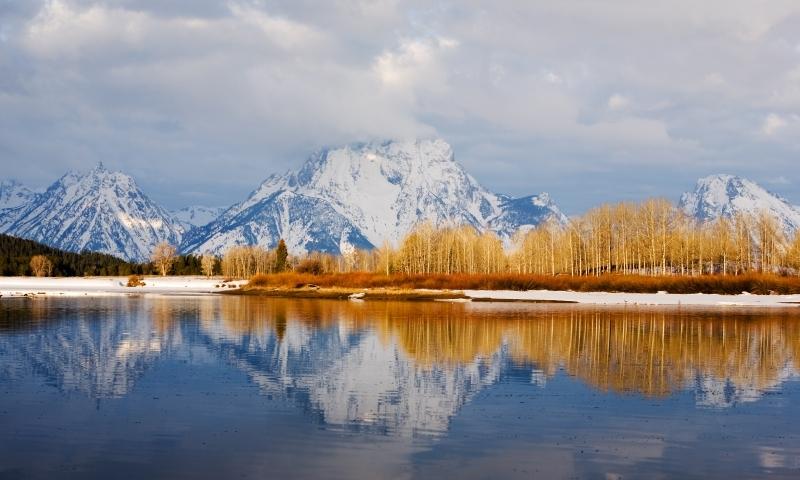 Grand Teton National Park In Wyoming Alltrips