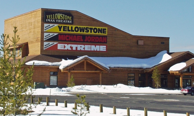 Imax Theater West Yellowstone Montana