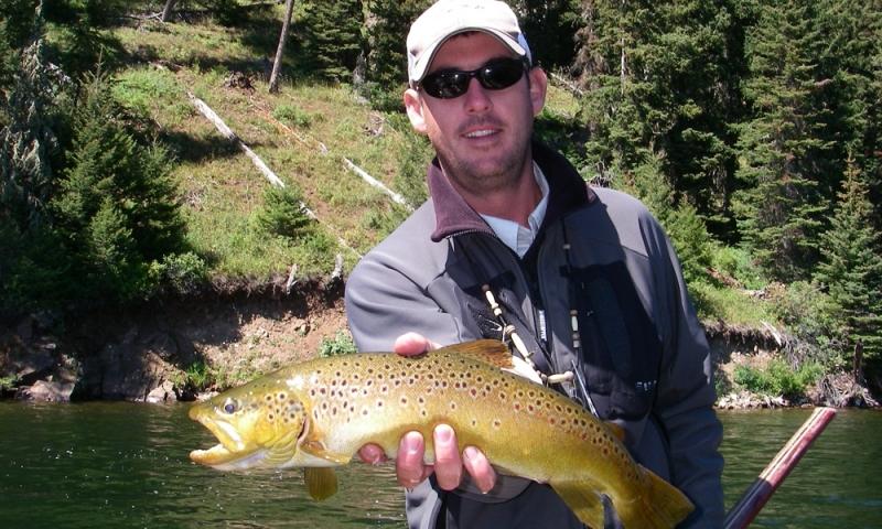 Hebgen Lake Montana