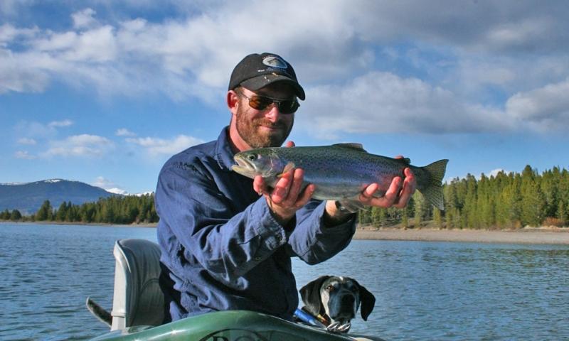 Hebgen Lake Montana Fishing