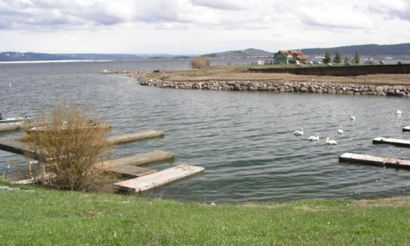 Henrys Lake State Park Marina