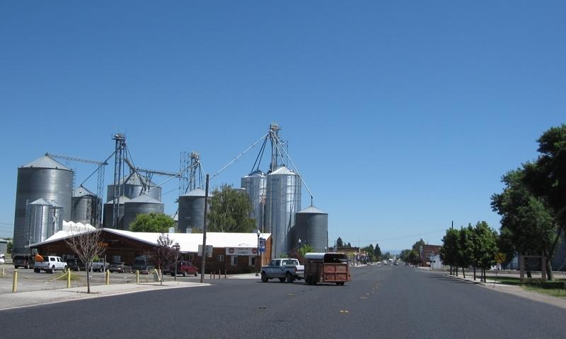 Downtown Ashton Idaho