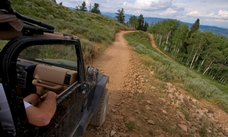 Side By Side Atvs >> West Yellowstone Montana ATV Rentals, Jeep Tours & Trails - AllTrips