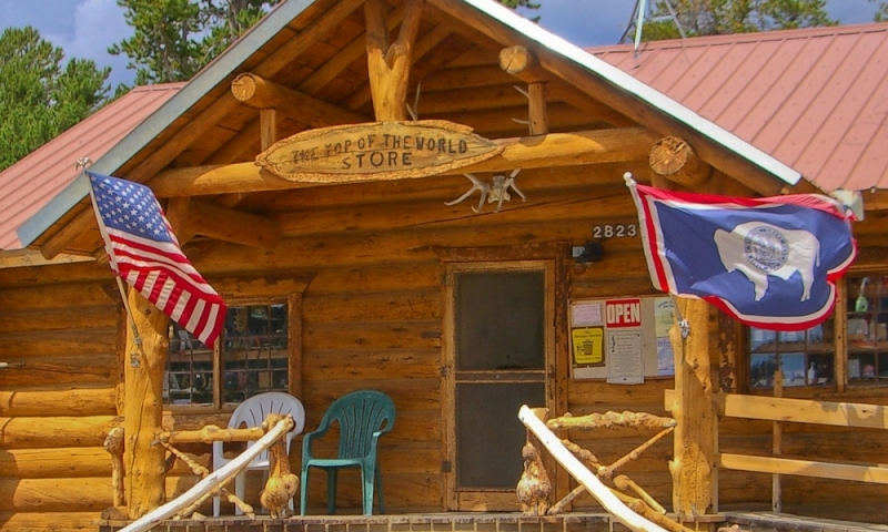 Store Cooke City Montana