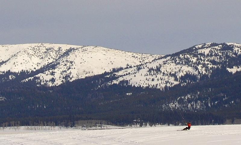 Island Park Snowmobiling Idaho Fishing Amp Activities