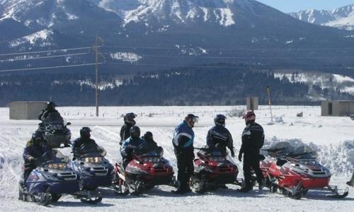 Island Park Idaho Snowmobile Rentals