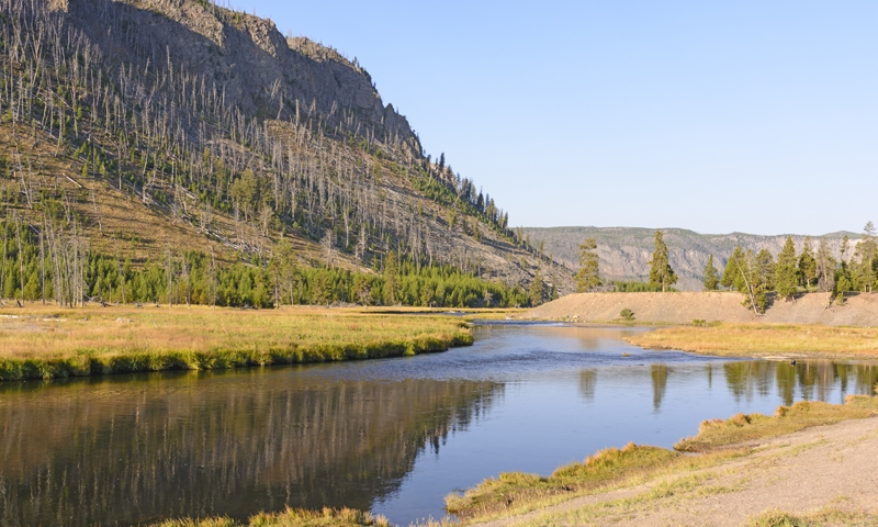 Madison River Canyon
