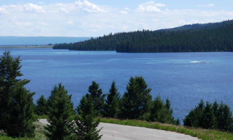 Hebgen Lake Montana West Yellowstone
