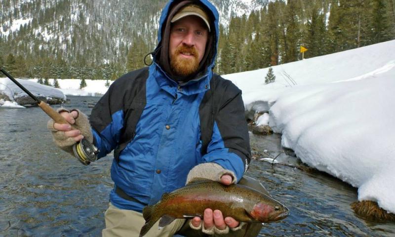 Madison River West Yellowstone Fishing