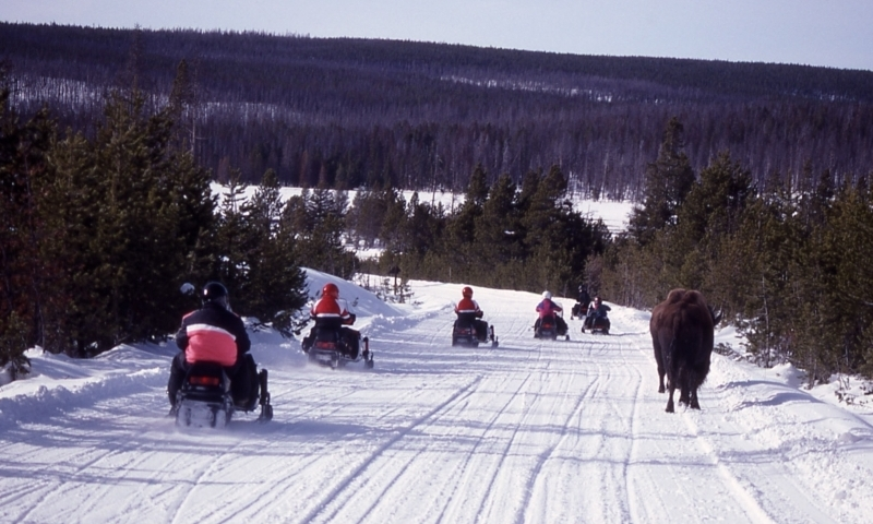 West Yellowstone Montana Winter Vacations Activities Alltrips
