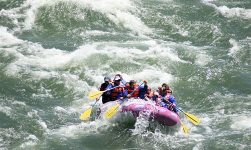 Montana Whitewater Rafting
