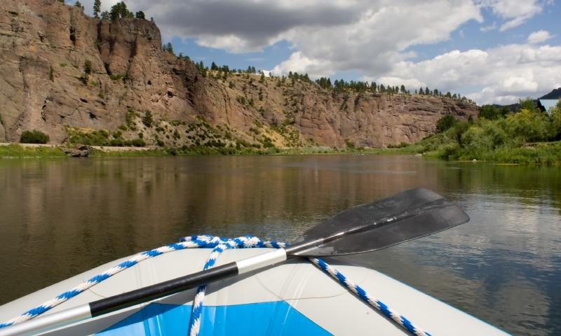 Rafting Missouri River Whitewater Montana